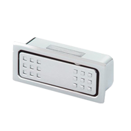 Cabinet Handle - Bright Chrome Finish -