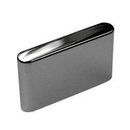 Cabinet Handle - Bright Chrome Finish - 40mm