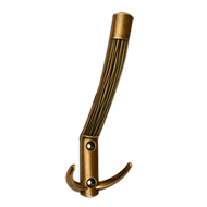 Hook  - 148mm - Antique Brass Finish