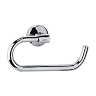 NEW DOLPHIN COLLECTION - Toilet Paper Holder -  Chrome Plated Finish