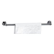 NEW DOLPHIN COLLECTION - Towel Rail -  600mm - Chrome Plated Finish