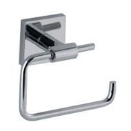 FORTUNE COLLECTION - Toilet Paper Holder -  Chrome Plated Finish