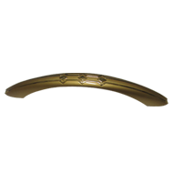 Pull Handle - 250mm - Gold Finish