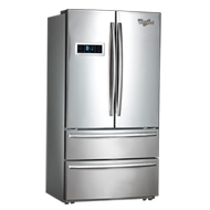 French Door Bottom Mounted Refrigerator