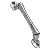 Prime Cabinet Handle - 100mm - Brushed Nickel Finish