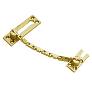 Door Chain - Gold Satin Finish
