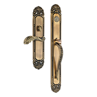 Roshanara Entrance Lockset -