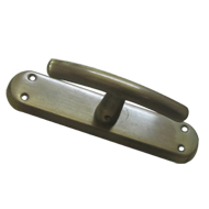 VIRNA Window Handle - Antique Finish