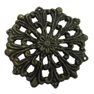 Carving - Door Doom - 2 Inch - Antique Brass Finish