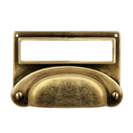 Cabinet Handle - Antique Bronze Finish