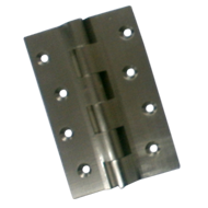 Railway Hinges - 4 Inch - SS Finish