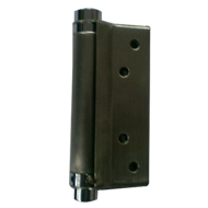 Single Action Spring Hinges - 4 Inch -