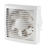 VENTS VVR SERIES - Exhaust Fan - Weight - 1.6 kg - Dia - 180mm