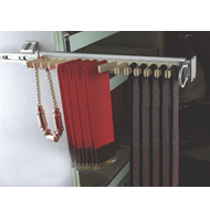 Tie/Belt Storage Pull Out - Dimension :