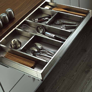 Cutlery Drawer with Silent So