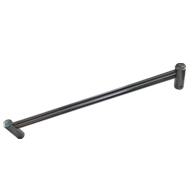 Double Tie Rod Handle - 300mm - Chrome