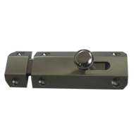 Brass Baby Latch - SS Finish -75 Premiu
