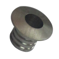 Round Brass Key Hole -  SS Finish