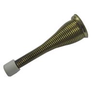 Door Stopper  Spring - Gold Finish