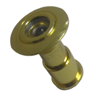 Door Eye Deluxe - Gold Finish
