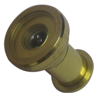 Door Eye - Gold Finish