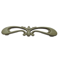 Cabinet Handle - 128mm - Old Bone Finis