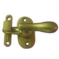 Baby Latch - Gold Finish