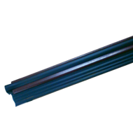 Elite Scrapper Strip Door Seal - Brown