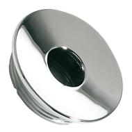 BELLY BUTTON - Cabinet Flush Knob - Polished Chrome Finish - 65mm