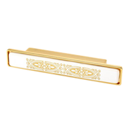 Cabinet Handle - 96mm - Gold