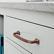 CLASSIC Cabinet Handle - 160mm - Antiqu