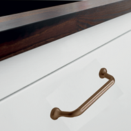 MERCURY Cabinet Handle - 128mm - Antiqu