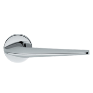 Supersonic Mortise Door Handle - Chrome