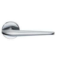 Serie Supersonic Lever Handle - Satin C