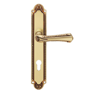 SISSI Mortise Handle on Plate - 8x85 -