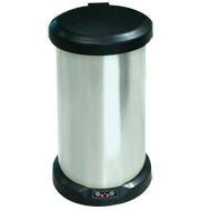 Sensor Dustbins - Black Colou