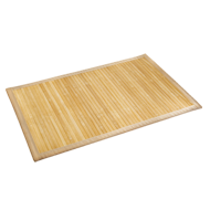 BAMBOO Bathmat - Nature Colou