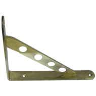 Shelf Bracket -  Gold Finish