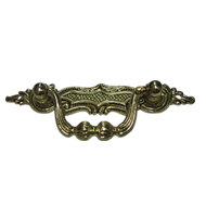 Cabinet Handle & Pull  - Gold Finish -