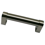Cabinet Handle - 96mm - Stainless Steel - 0177