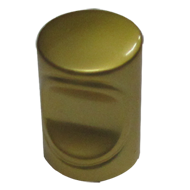 Cabinet Knob -  Matt Gold Finish  - 25X