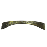 Cabinet Handle - Antique Finish - CC:95mm - Overall:120mm