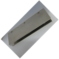 Square Folding Bracket  - 2X6X12mm - SS Finish