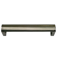 Cabinet Handle - 96mm - Stainless Steel - 0184
