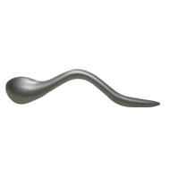 Cabinet Handle  - Aluminium Finish  - C