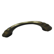 Cabinet Handle  - Antique Finish  - 75mm