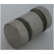 Round Stud - 18mmX12mm - SS Finish