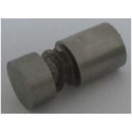 Round Stud - 12mmX12mm - SS Finish
