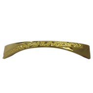 Cabinet Handle - Matt Gold Finish - 180