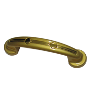Cabinet Handle - Matt Gold Finish - CC: